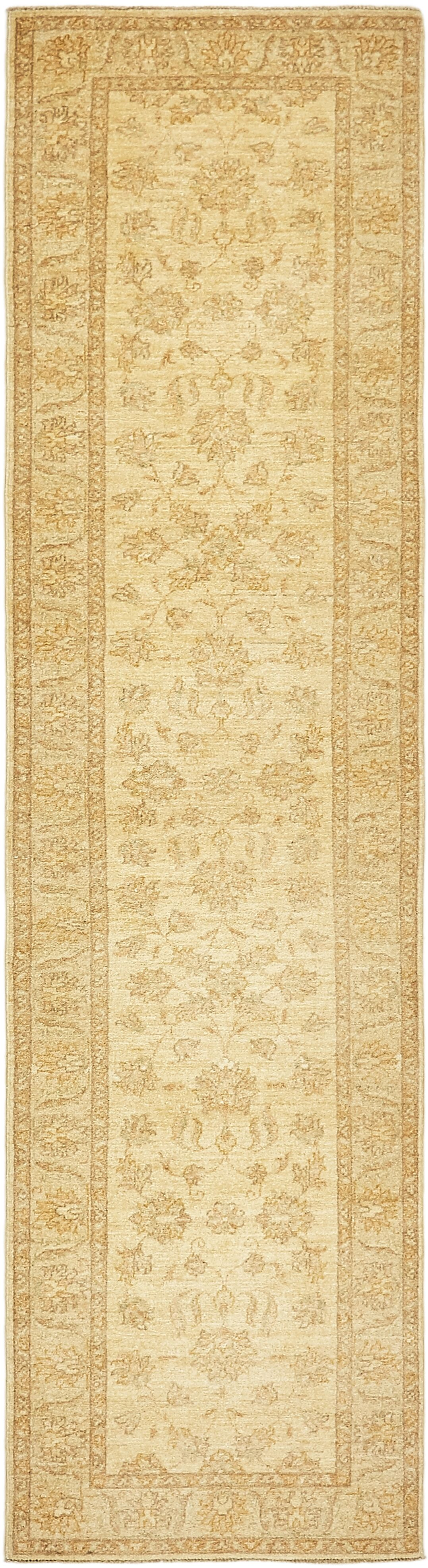 One-of-a-Kind Huntingdon Hand-Knotted  2'7