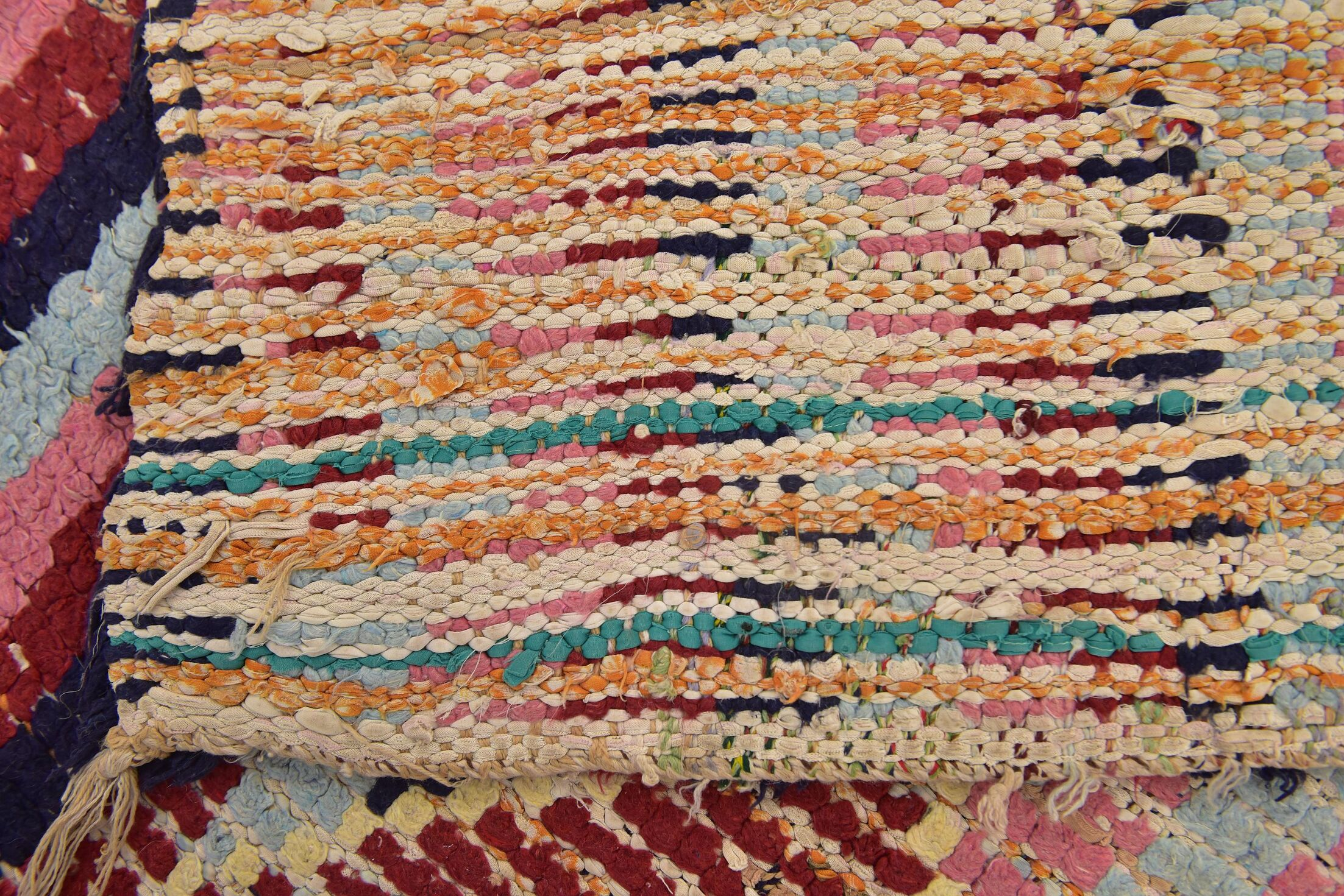 One-of-a-Kind Ilfracombe Hand-Knotted 3'10