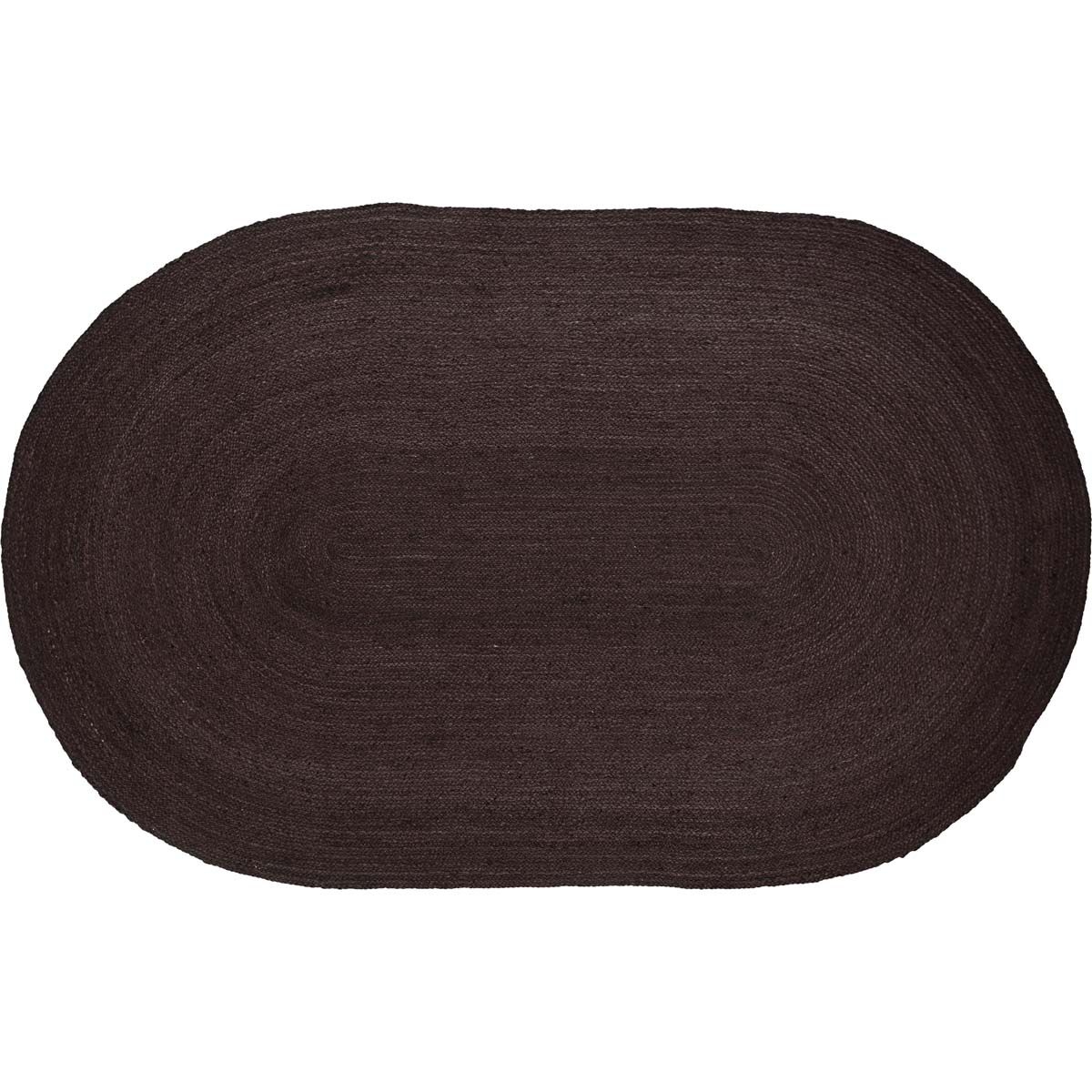 Rudd Thanksgiving Flooring Burgundy Red Area Rug Rug Size: Oval 5' x 8'