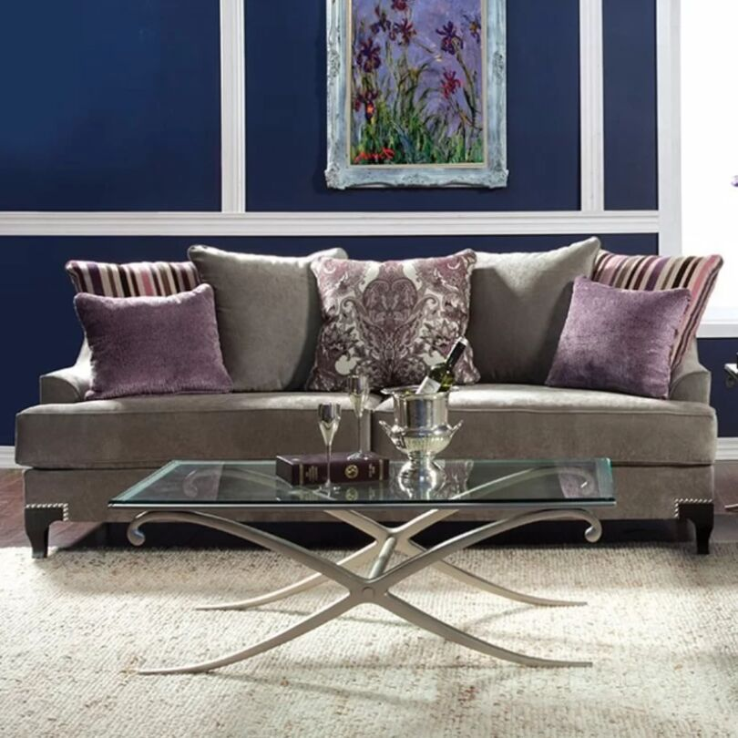 Calne Sofa Upholstery Color: Vintage Taupe