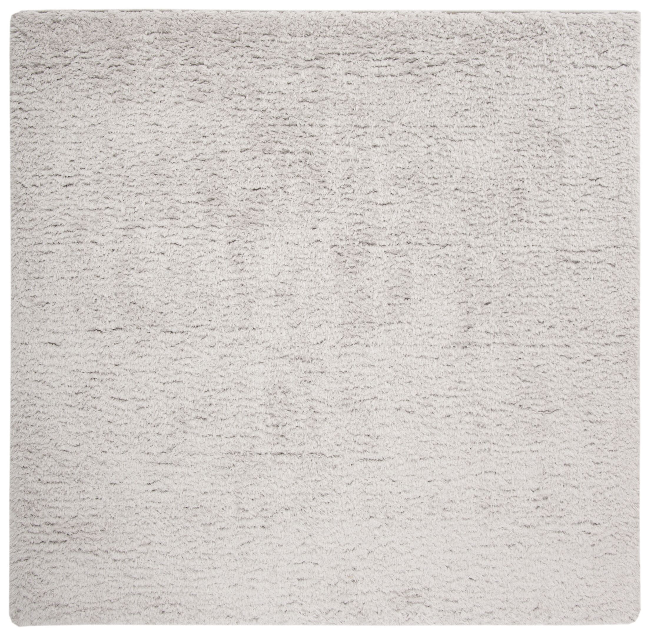 Chertsey Silver Area Rug Rug Size: Square 6'7
