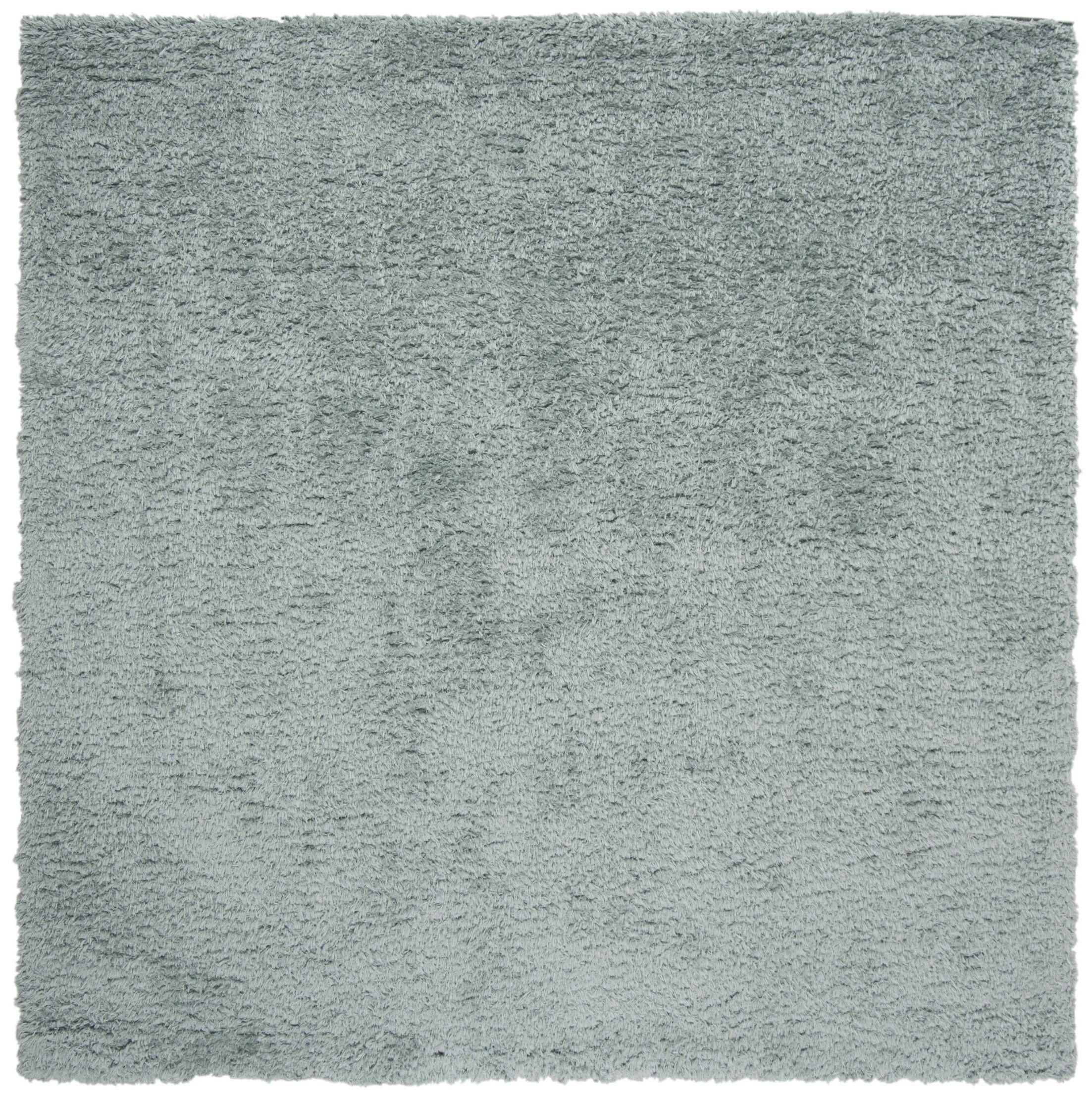 Chertsey Aqua Area Rug Rug Size: Square 6'7