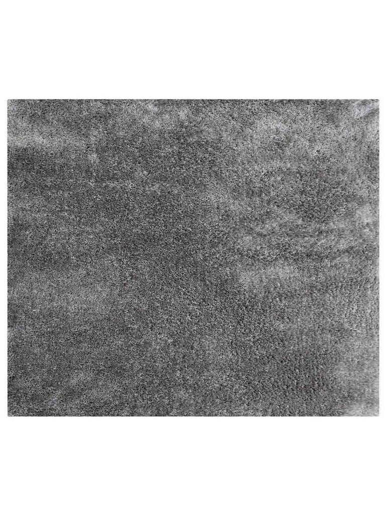 Housel Hand-Tufted Silver Area Rug Rug Size: Square 10'