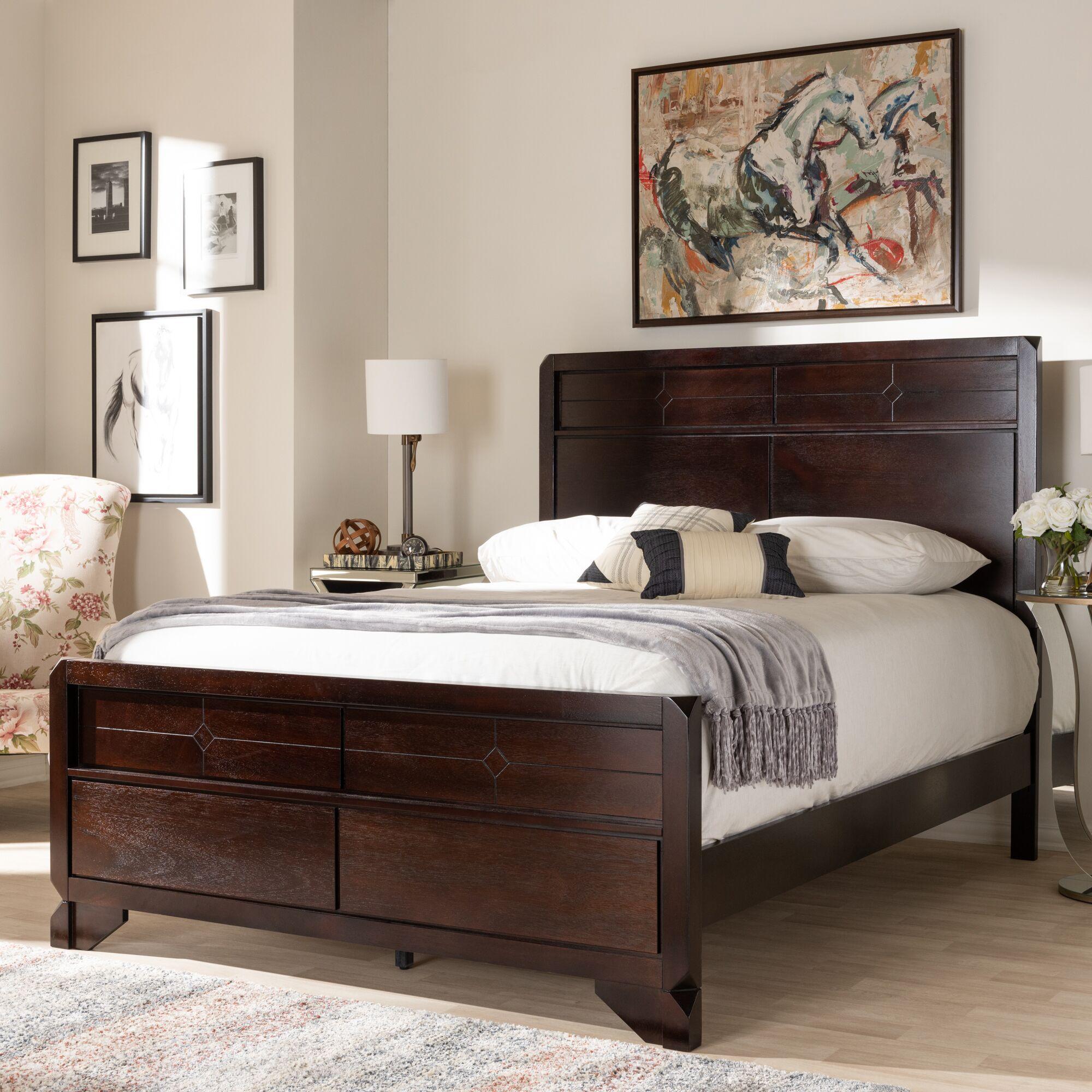 Humberwood Queen Panel Bed