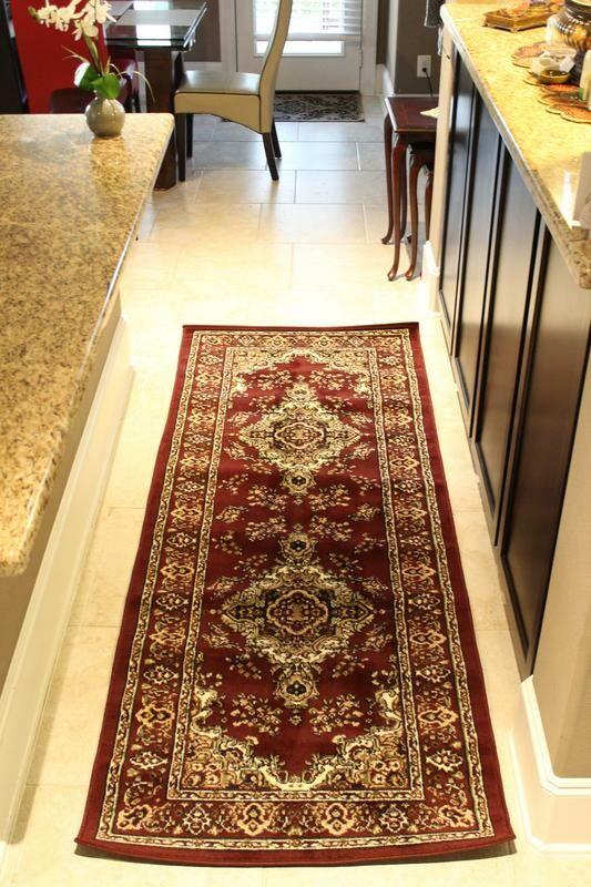 Stalybridge Oriental Classic Hand-Tufted Brown/White Area Rug Rug Size: Runner 3' x 8'