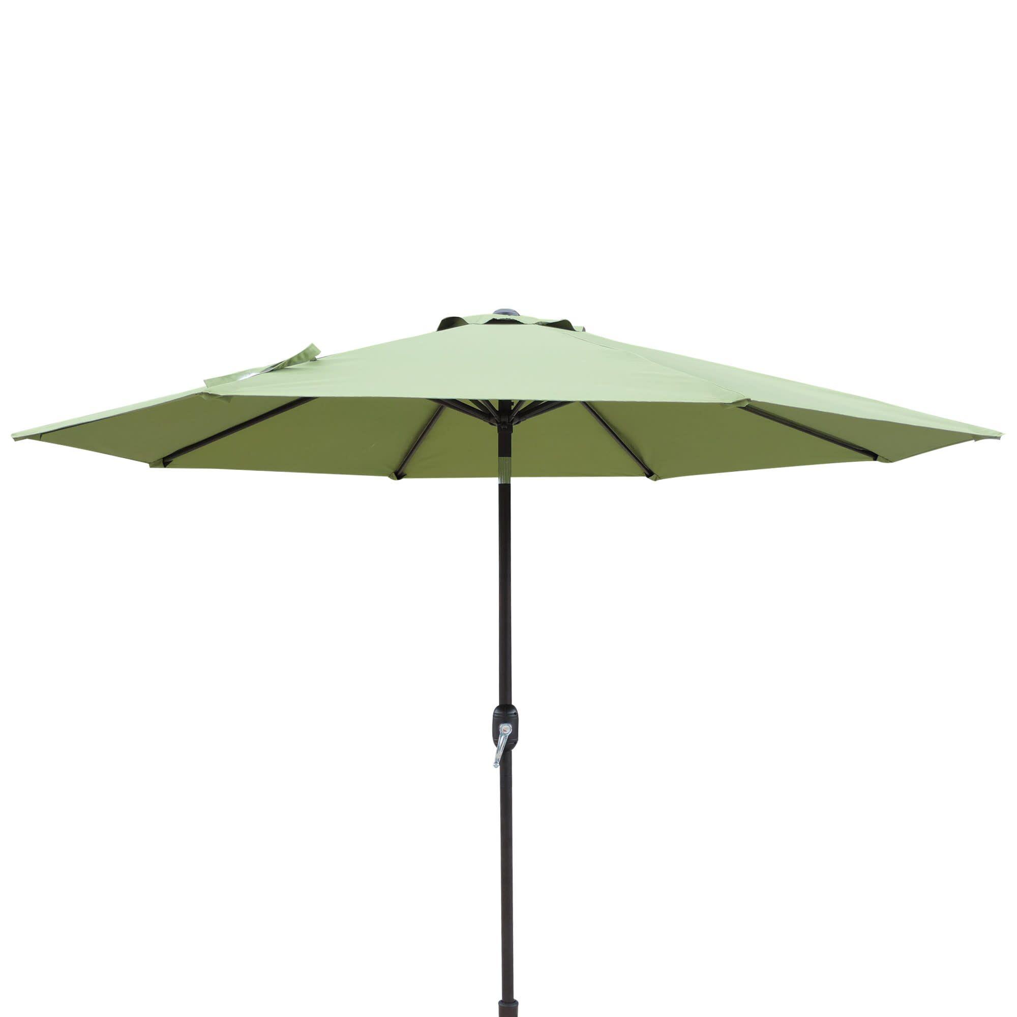 Trinidad 8.75' Market Umbrella Fabric Color: Cilantro Green