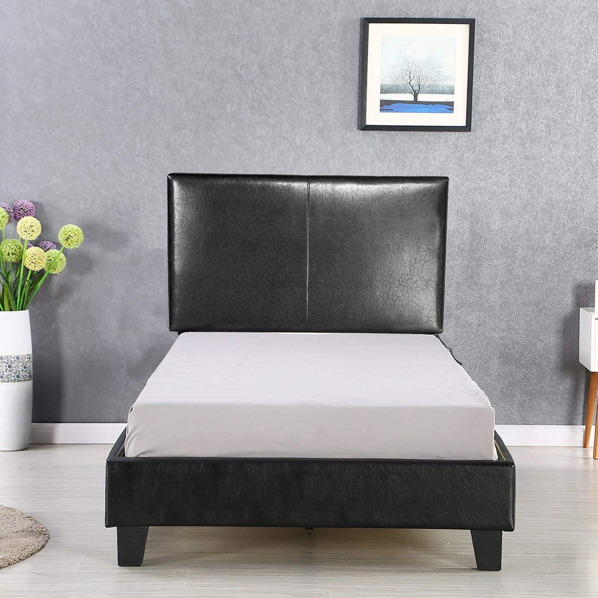 Farnham Twin Upholstered Platform Bed