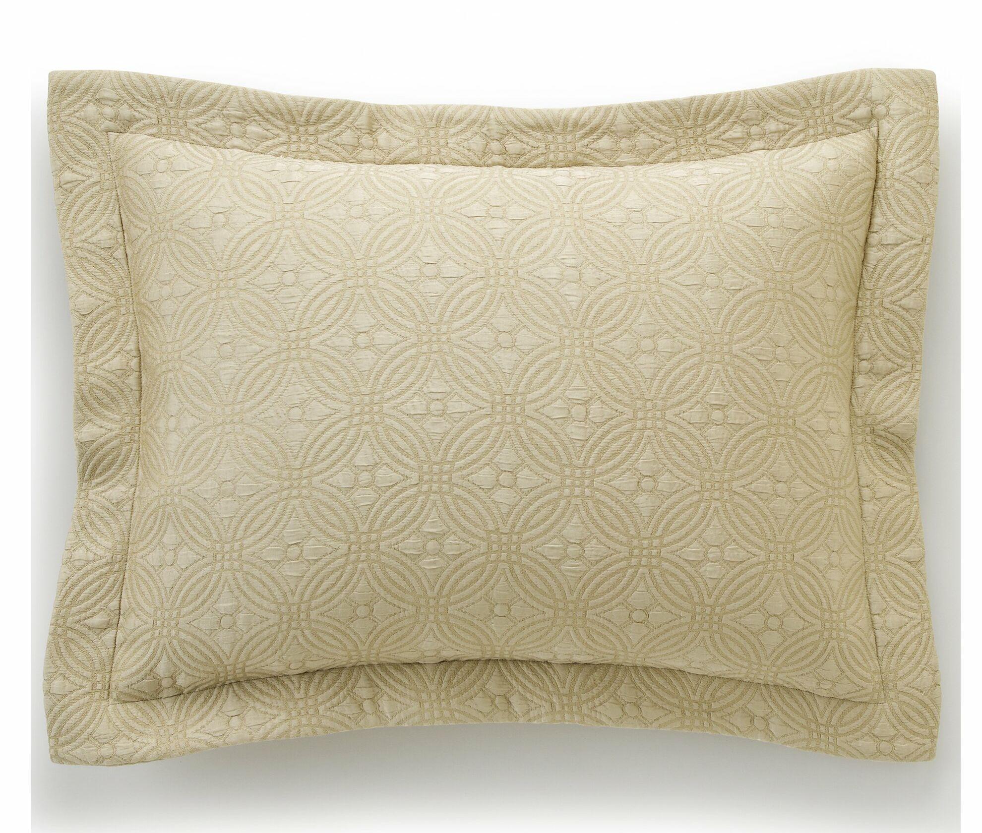 Lucia Cotton Lumbar Pillow