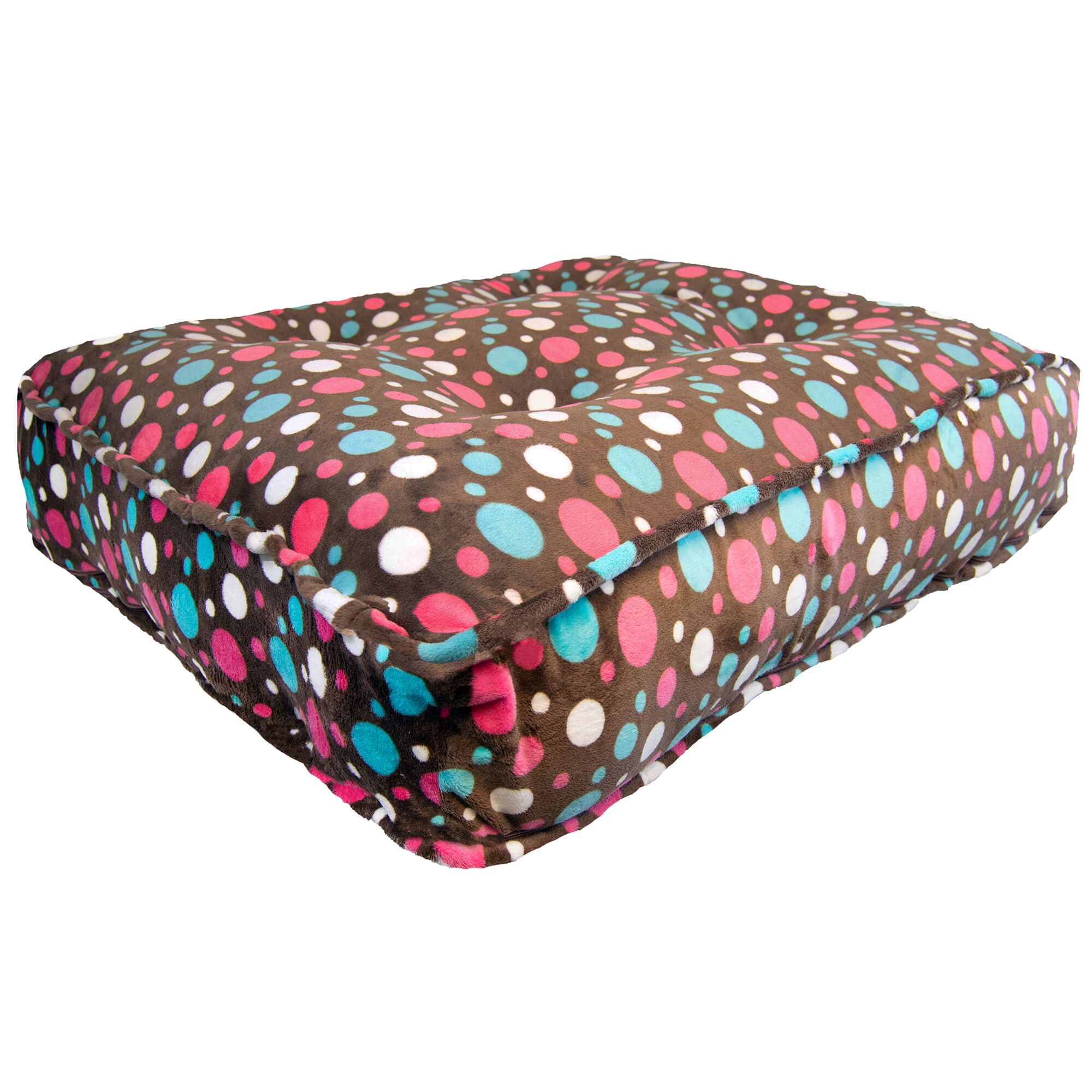 Aparicio Rectangle Cake Pop Dog Pillow Size: Large (46