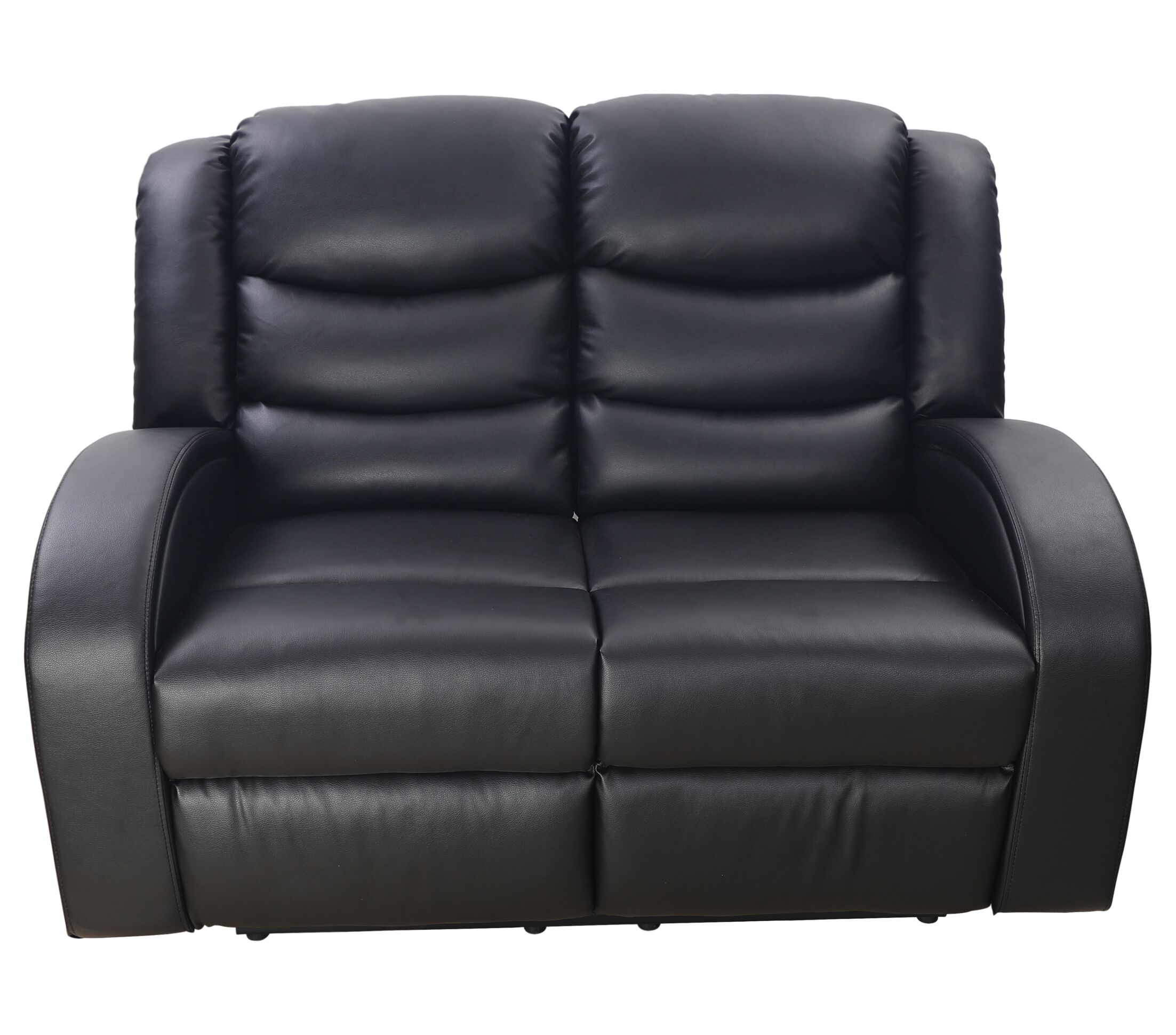 Mcpeak 3 Piece Living Room Set Upholstery Color: Black