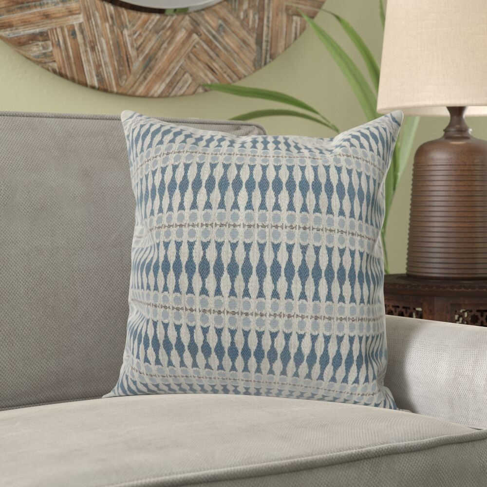 Hammer Contemporary Simple Traditionally Throw Pillow Size: 18