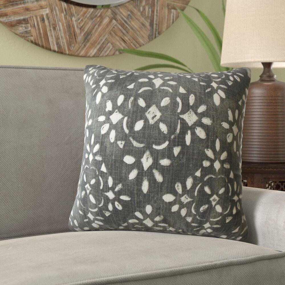 Kitchen Cotton Pillow Size: 22