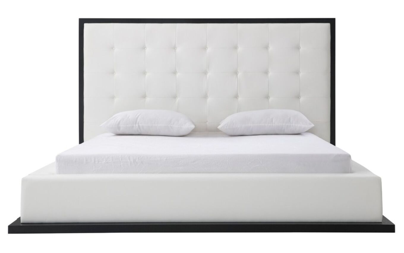 Esquivel Upholstered Platform Bed Size: Eastern King