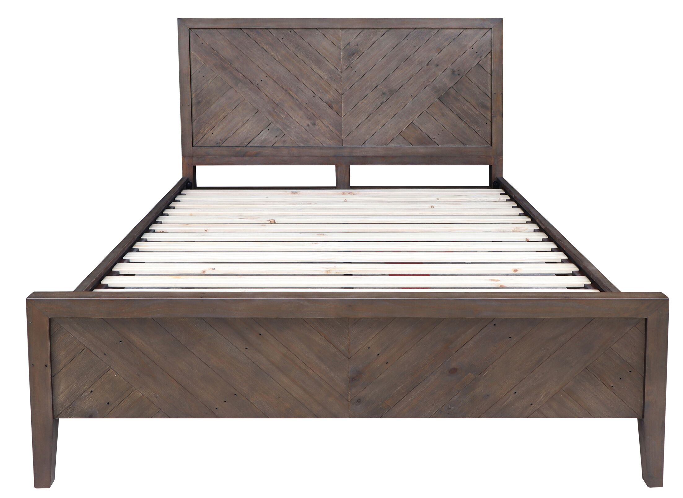Edvin Panel Bed Size: California king