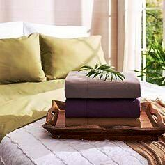 700 Thread Count Sheet Set Color: White, Size: King