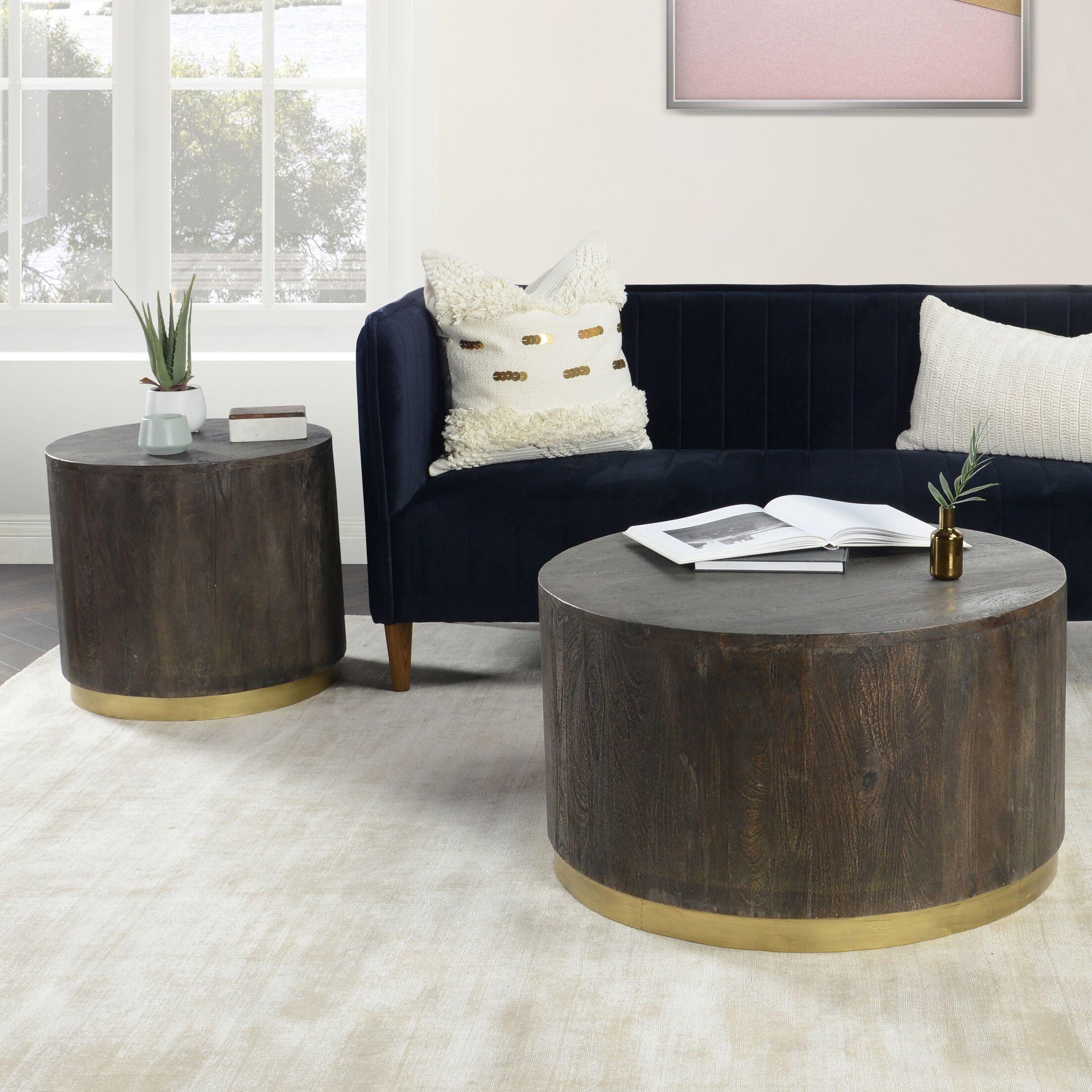 Almodovar 2 Piece Coffee table Set