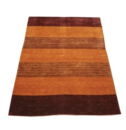 One-of-a-Kind Dover Gabbeh Hand-Knotted 4'6