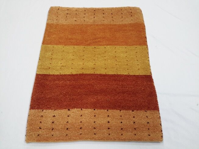 One-of-a-Kind Clarksdale Gabbeh Hand-Knotted 2'1