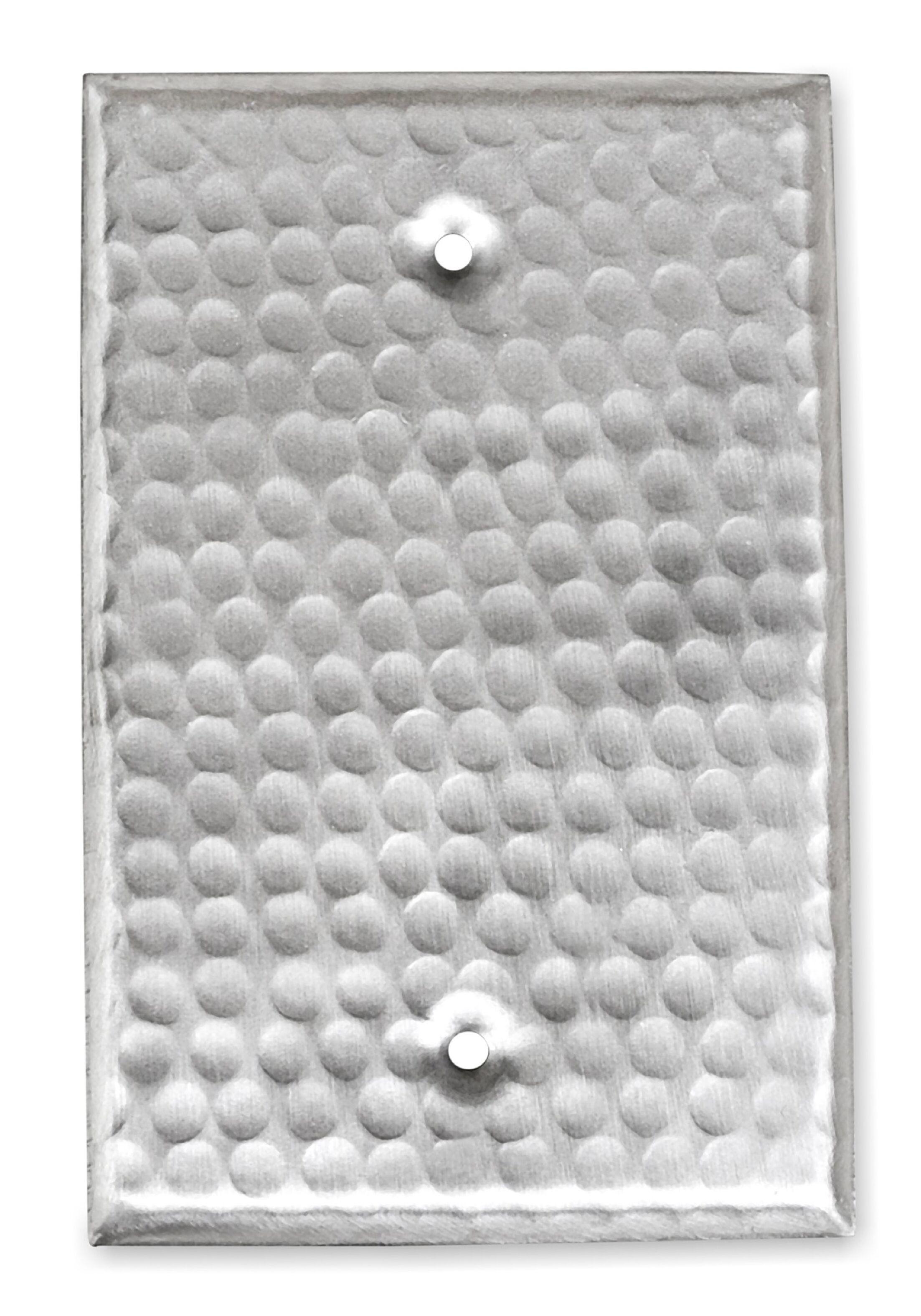 Blank Wall Socket Plate