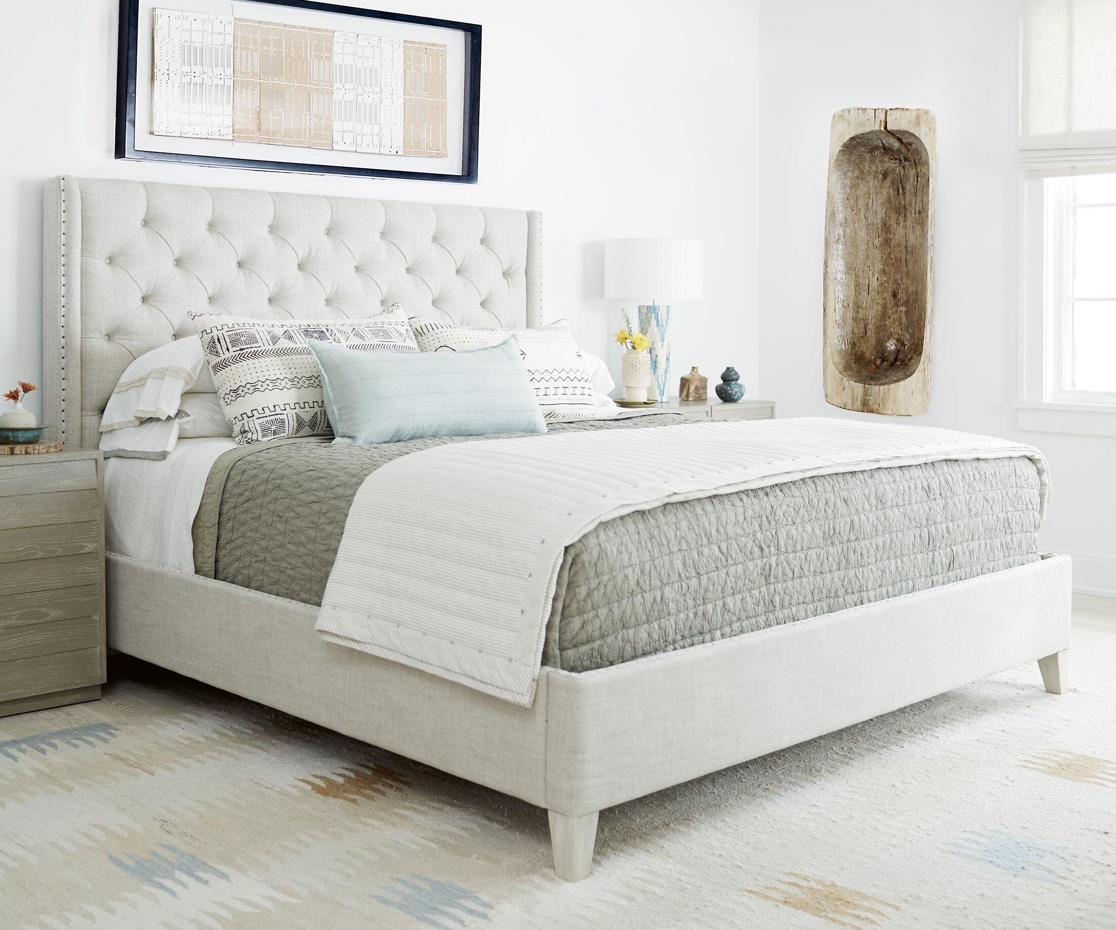 Rimini Panel Bed Size: King