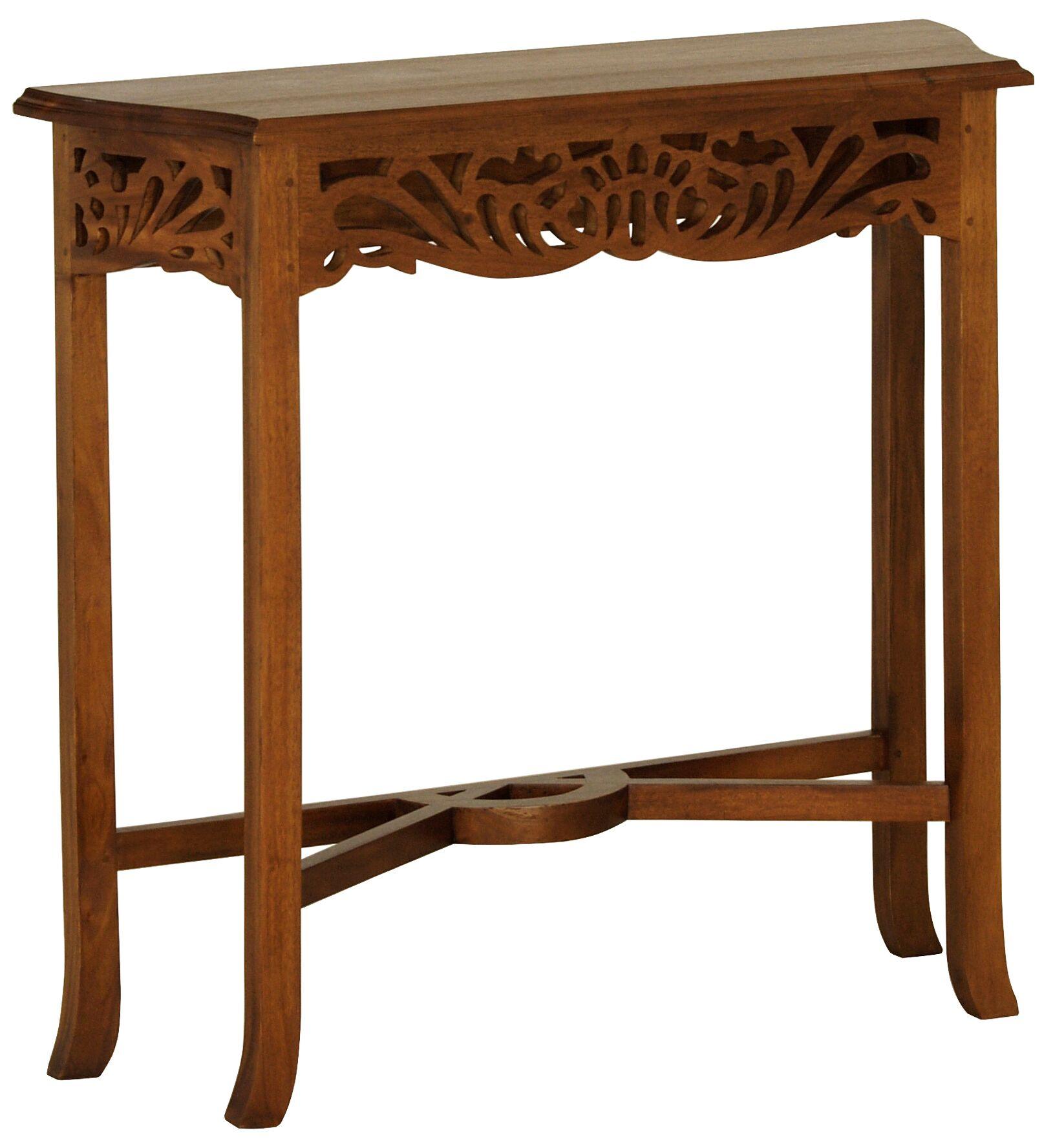 Sardis End Table Color: Pecan Brown
