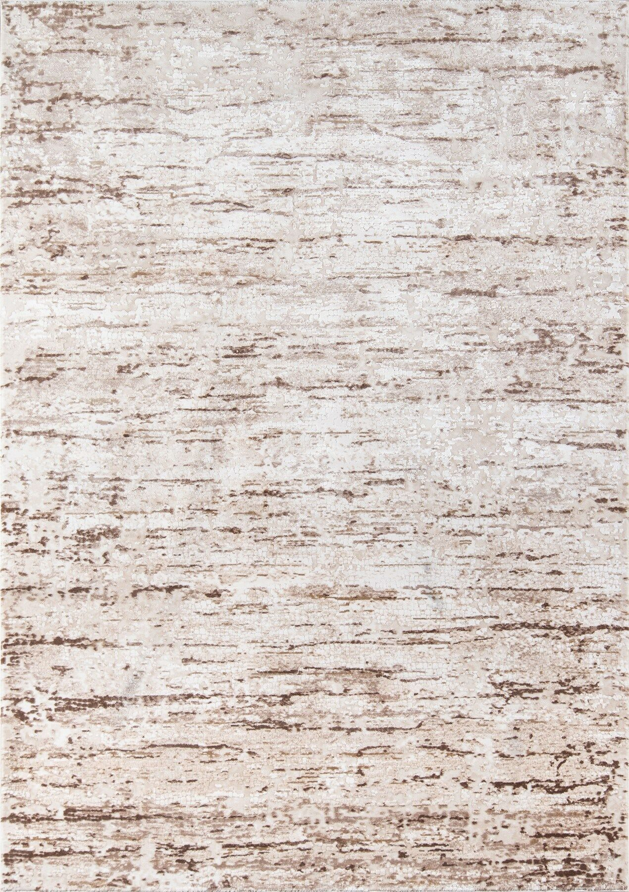 Exmouth Beige Area Rug Rug Size: Rectangle 8'6