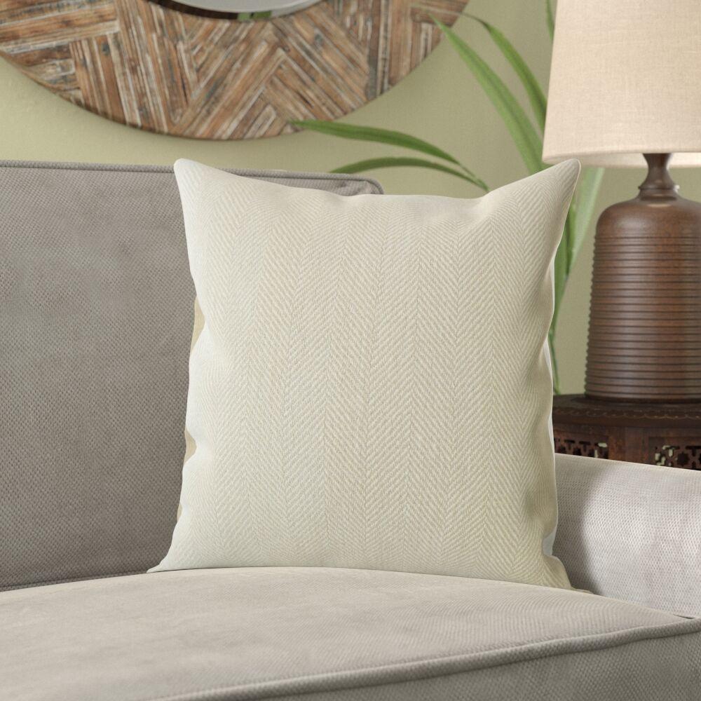 Lange Chevron Pillow Size: 22