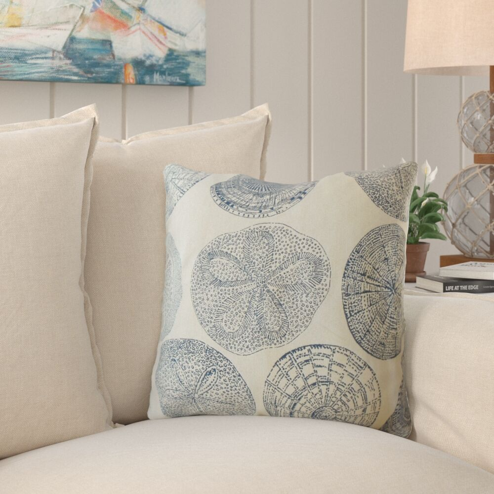Mccormack Nautical Pillow Size: 24