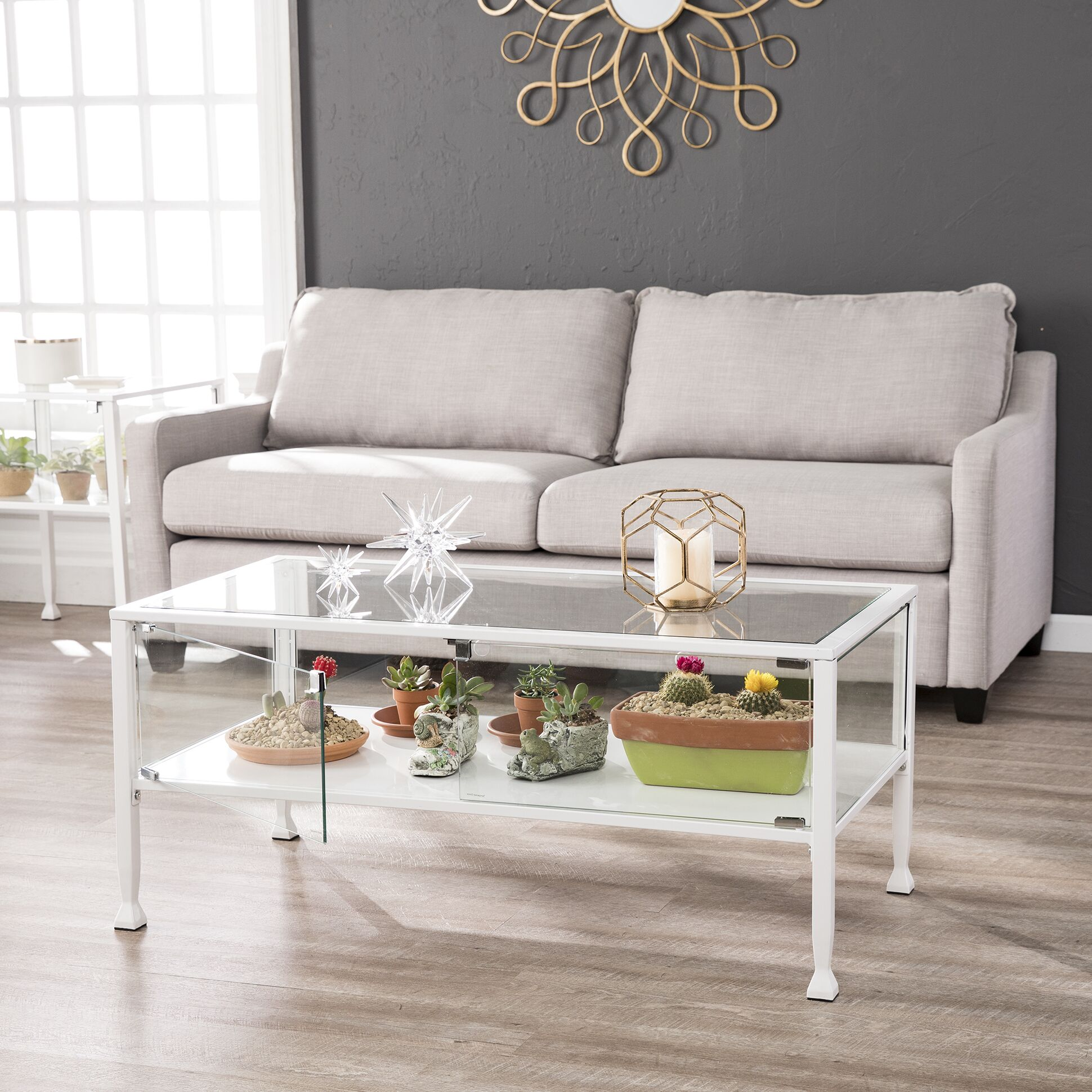 Loney Coffee Table
