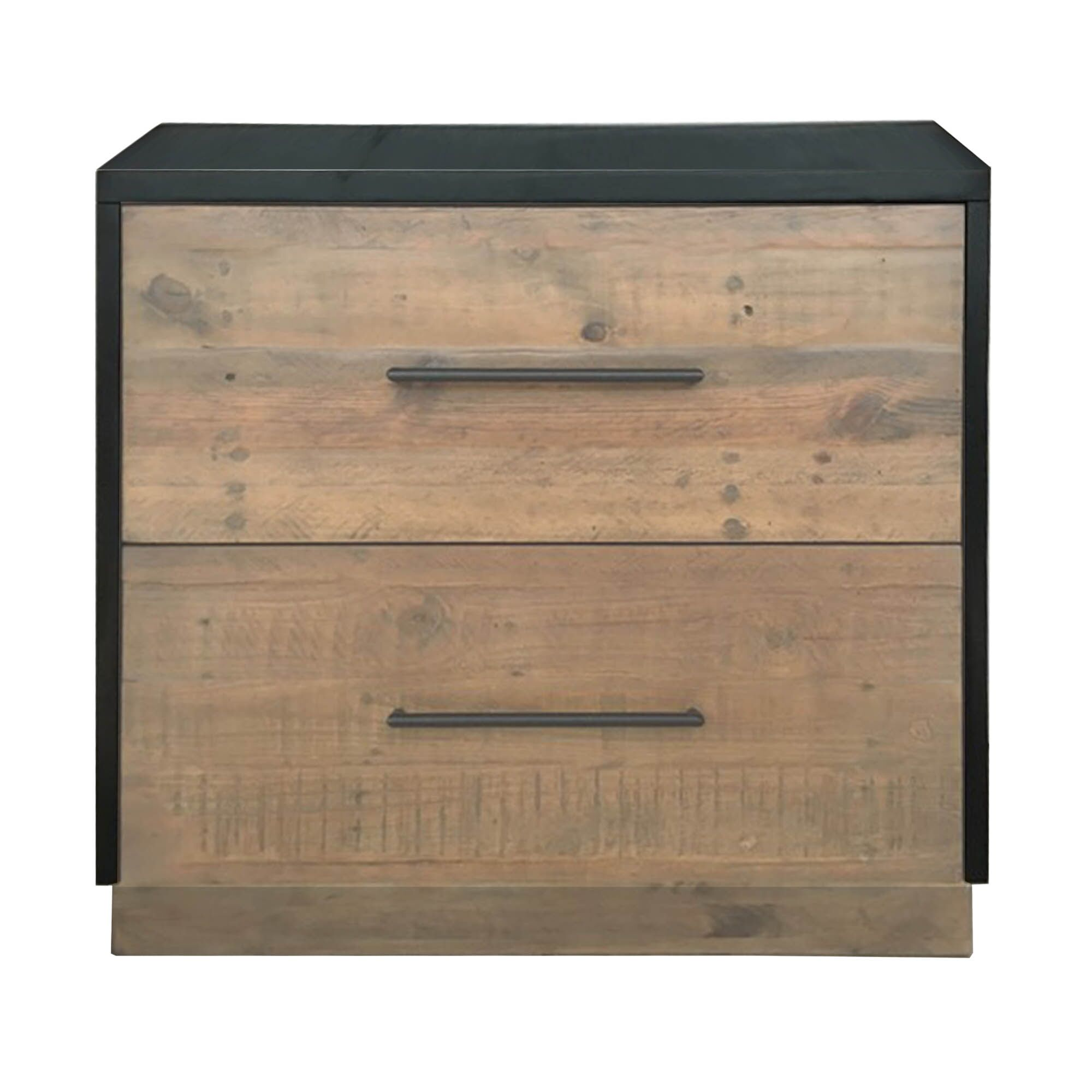 Truman 2 Drawer Nightstand