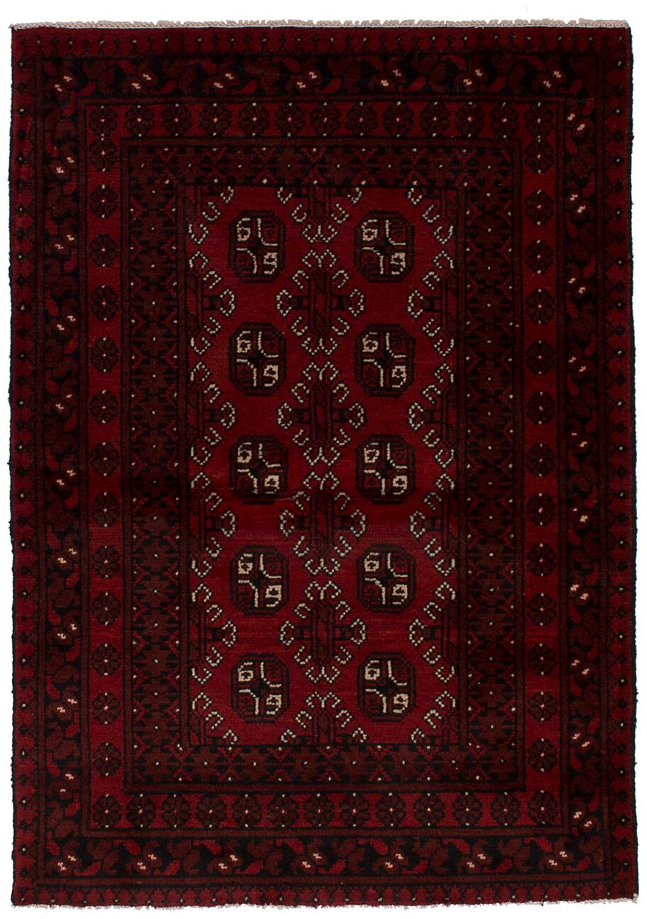 One-of-a-Kind Dixson Hand-Knotted 3'3