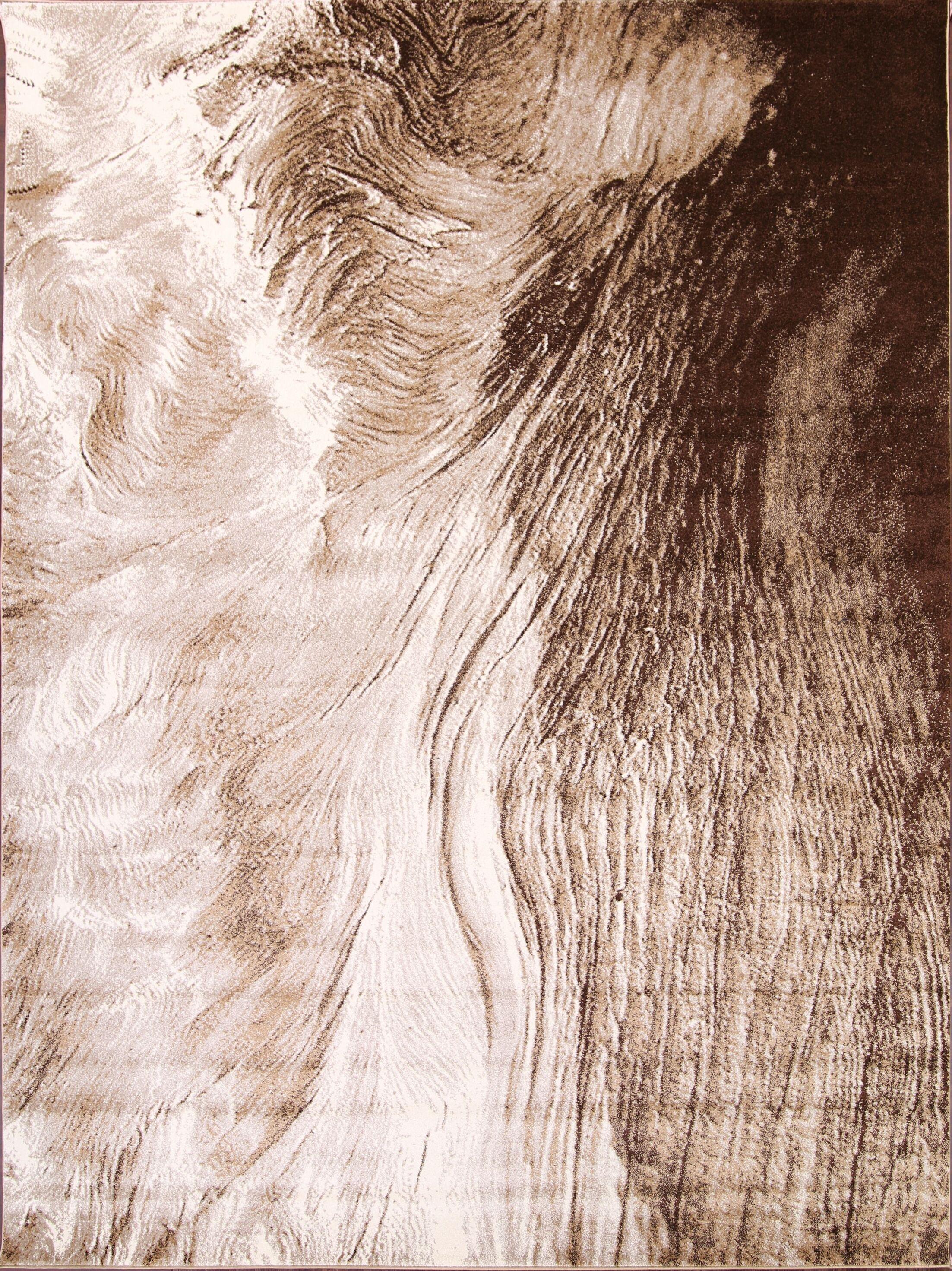 Marazi Beige/Ivory Area Rug Rug Size: Rectangle 3
