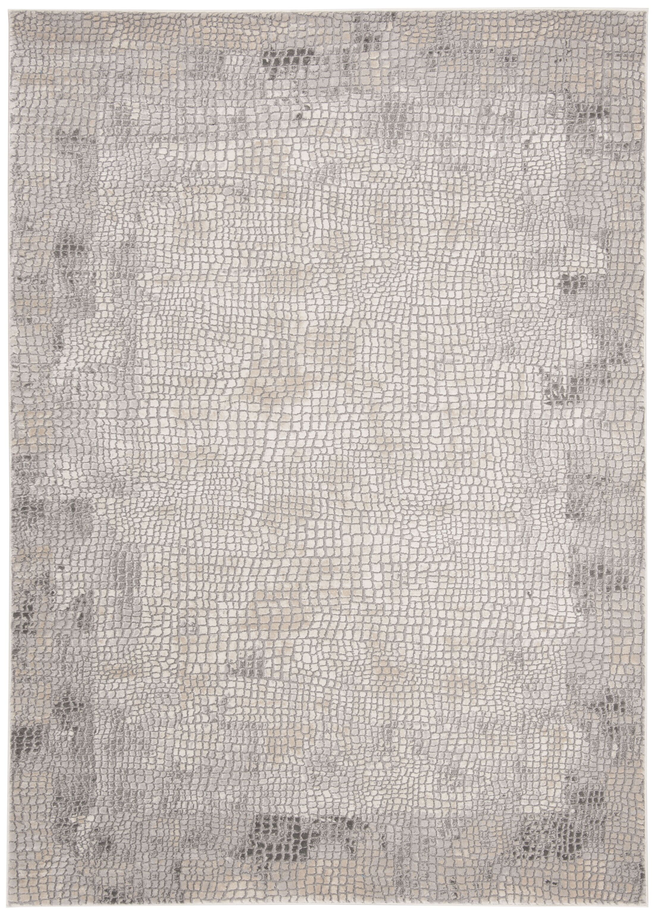 Edvin Taupe/Gray Area Rug Rug Size: Rectangle 5'3