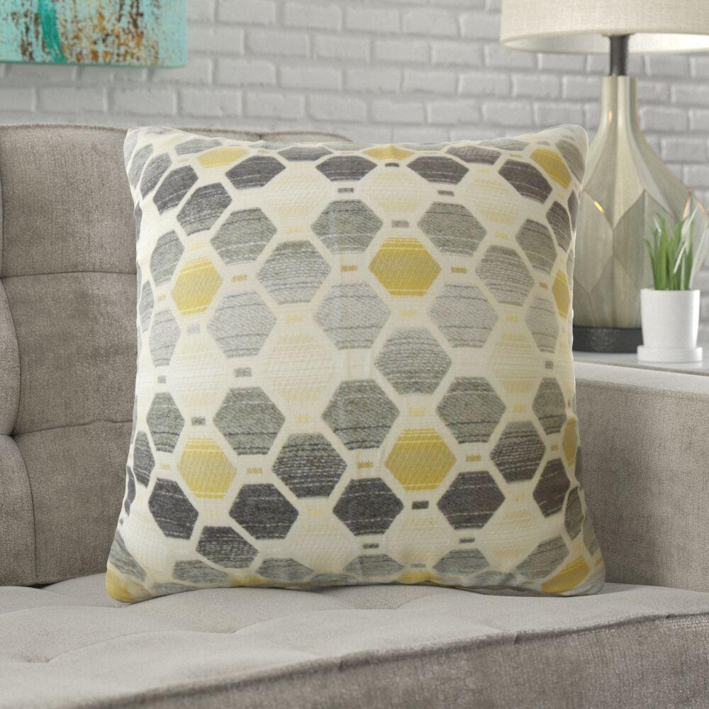 Donnington Geometric Pillow Size: 20
