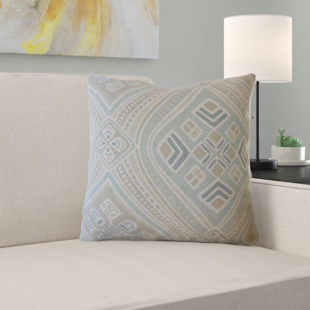 Adalynn Geometric Pillow Size: 24