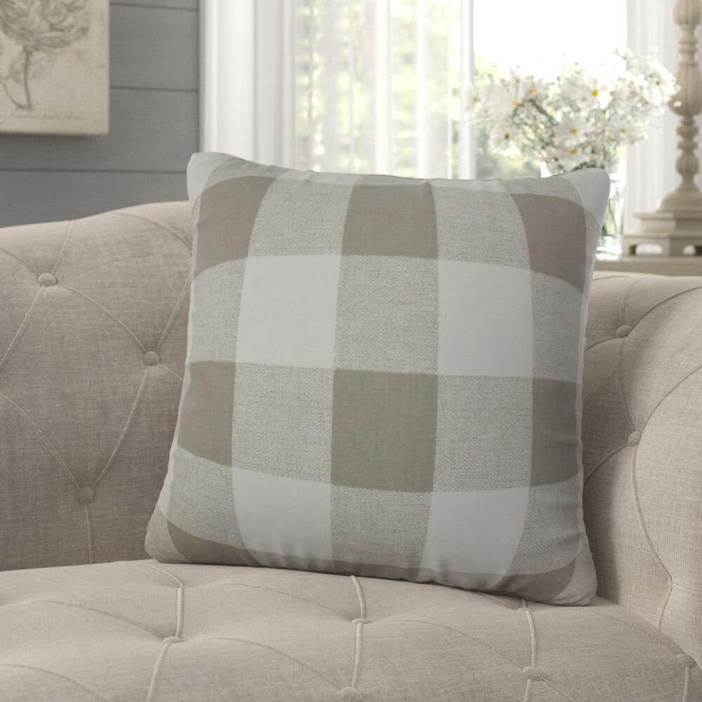 Merritt Cotton Pillow Size: 22