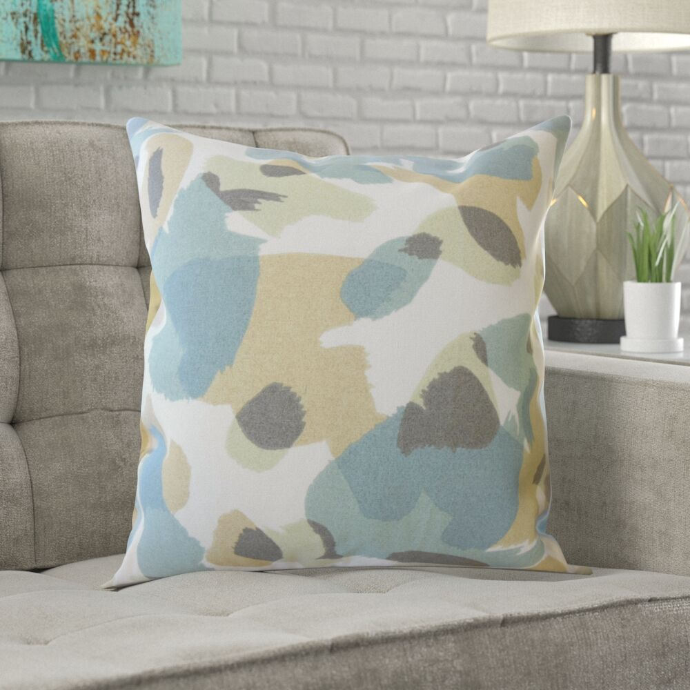 Dobbins Cotton Pillow Size: 22