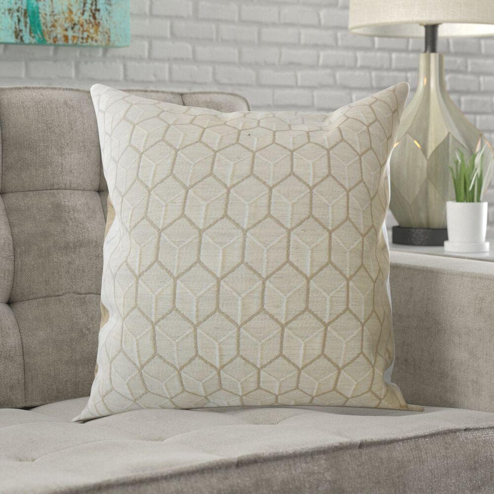 Donson Geometric Pillow Size: 24