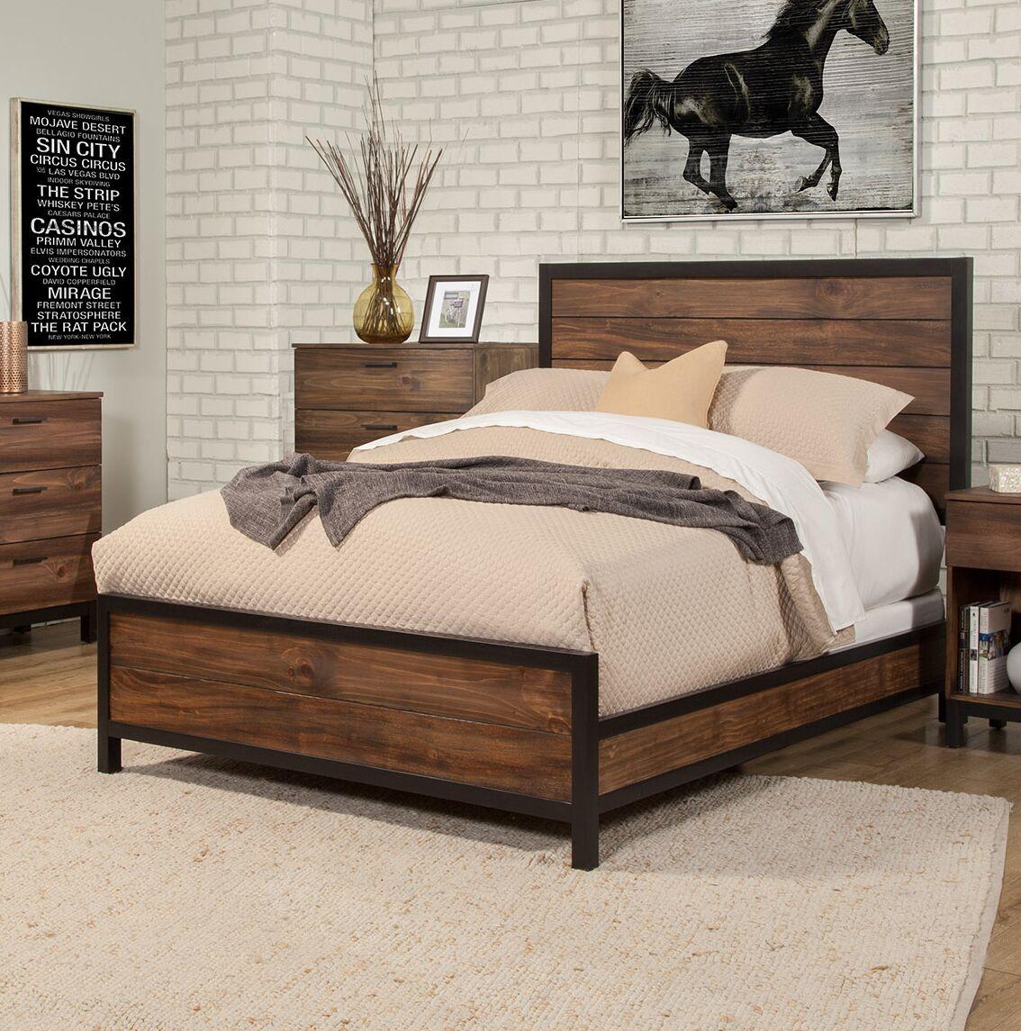 Jaiden Panel Bed Size: Full