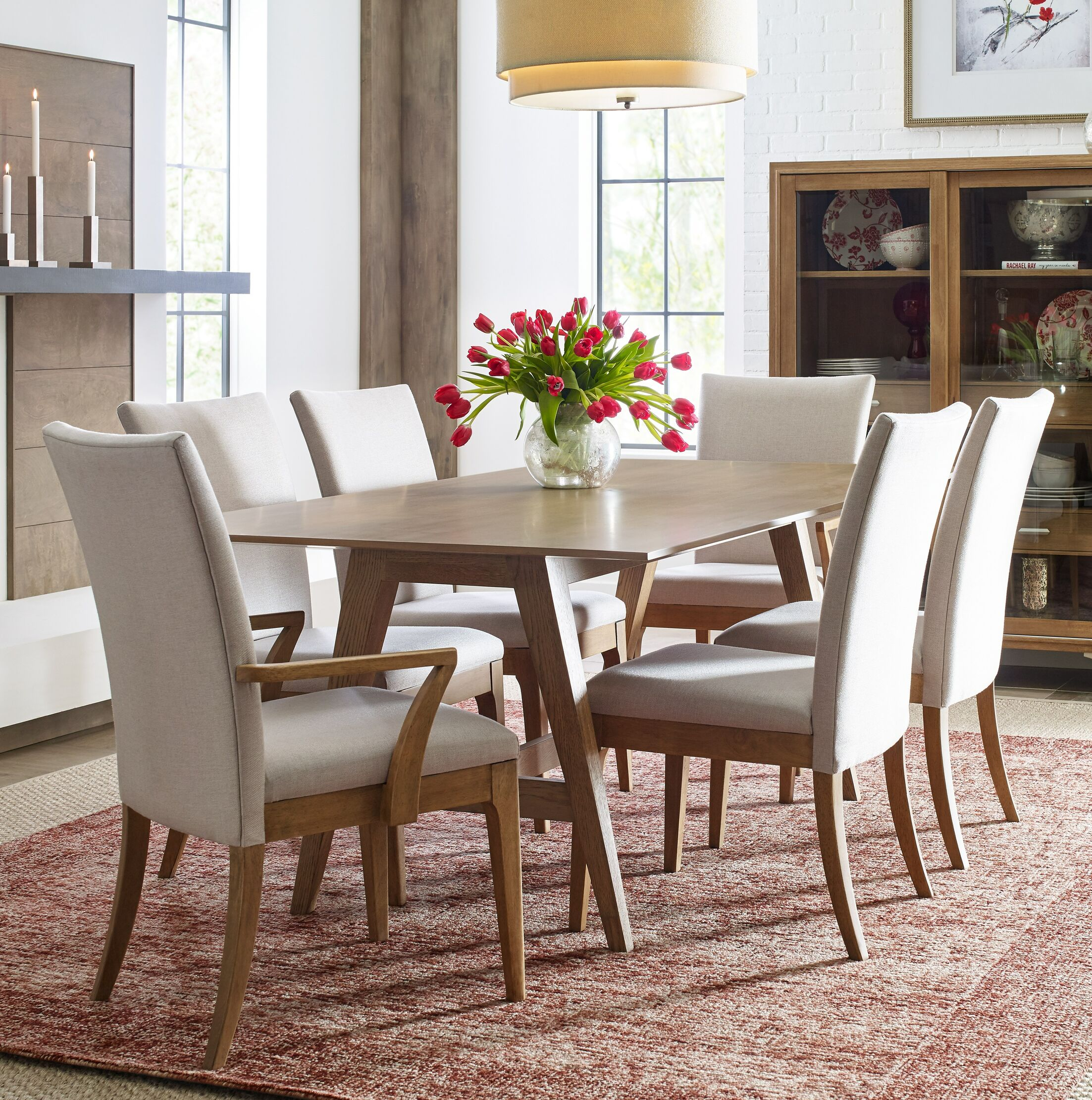 Dining Table Sets Hygge 7 Piece Dining Set