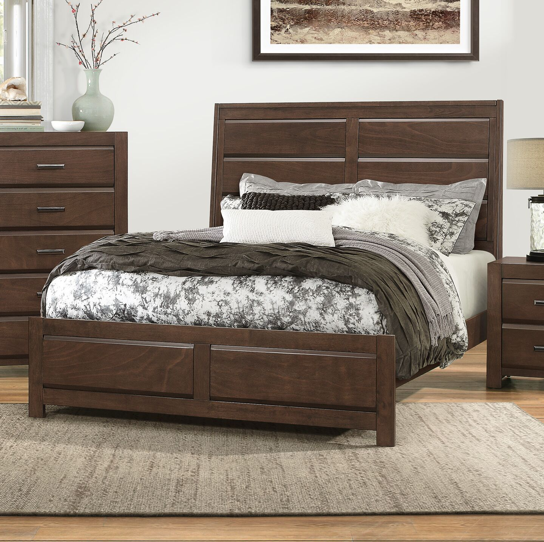 Mccarver Panel Bed Size: California King