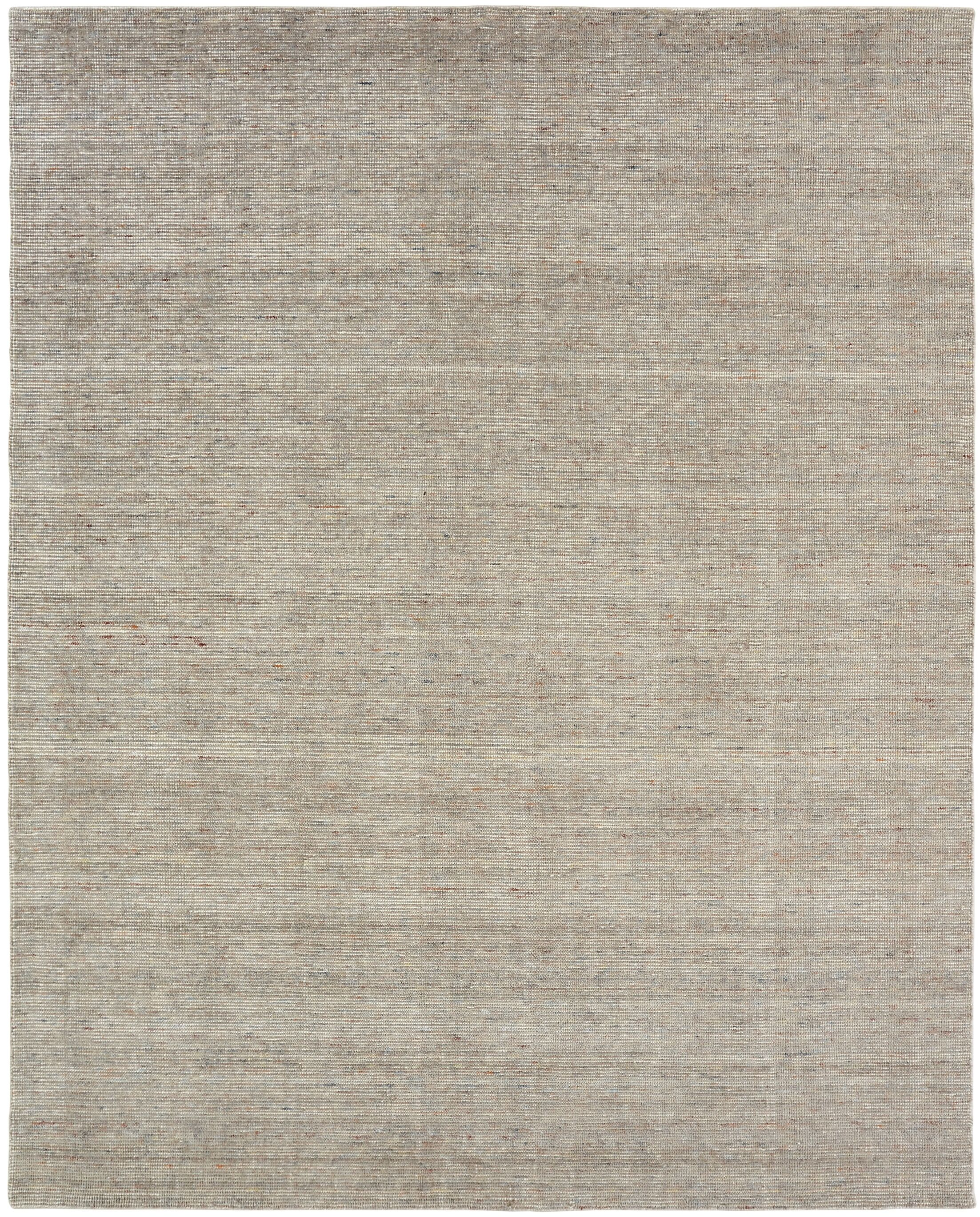 Beckner Hand-Hooked Beige Area Rug Rug Size: Rectangle 12' x 15'