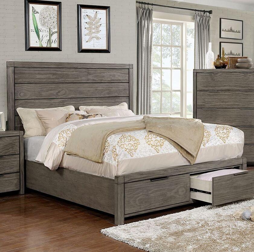 Elowen Storage Platform Bed Size: Full