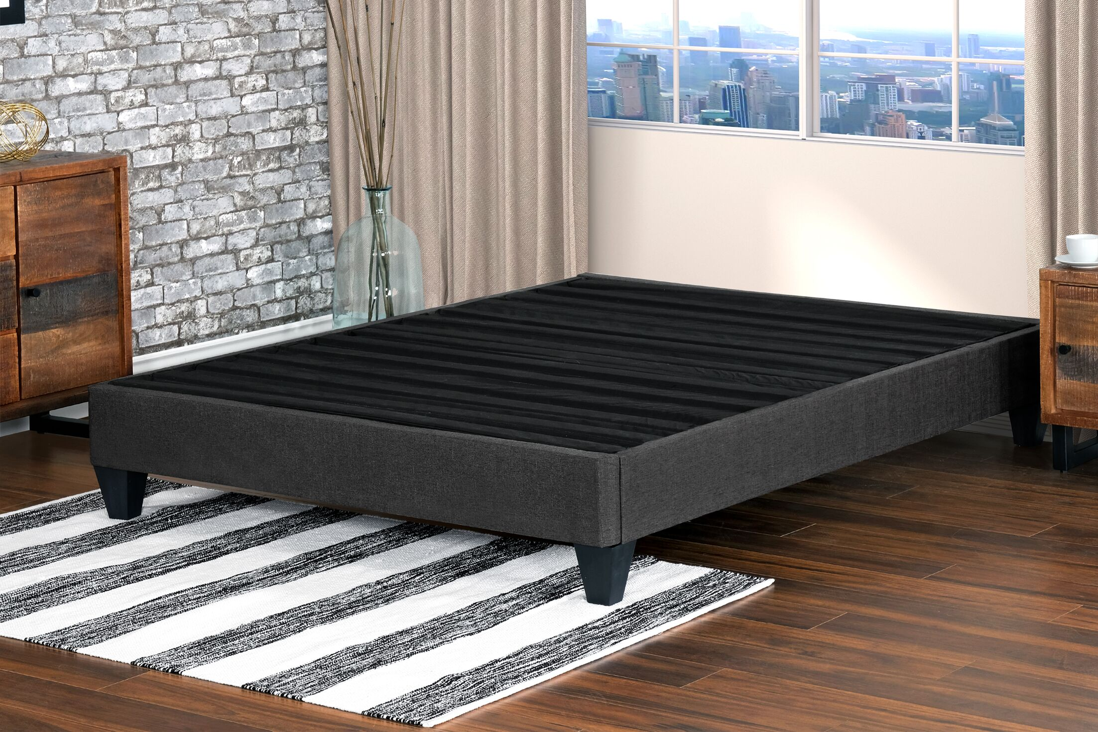 Gainesville Bed Frame Size: Full