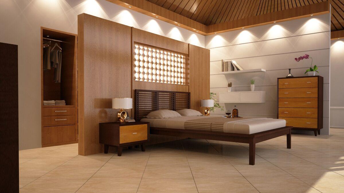 California Platform 3 Piece Bedroom Set Size: California King