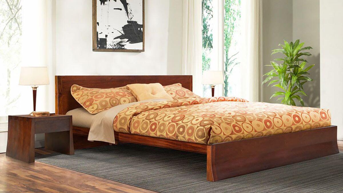 Cairo Platform 3 Piece Bedroom Set Size: King