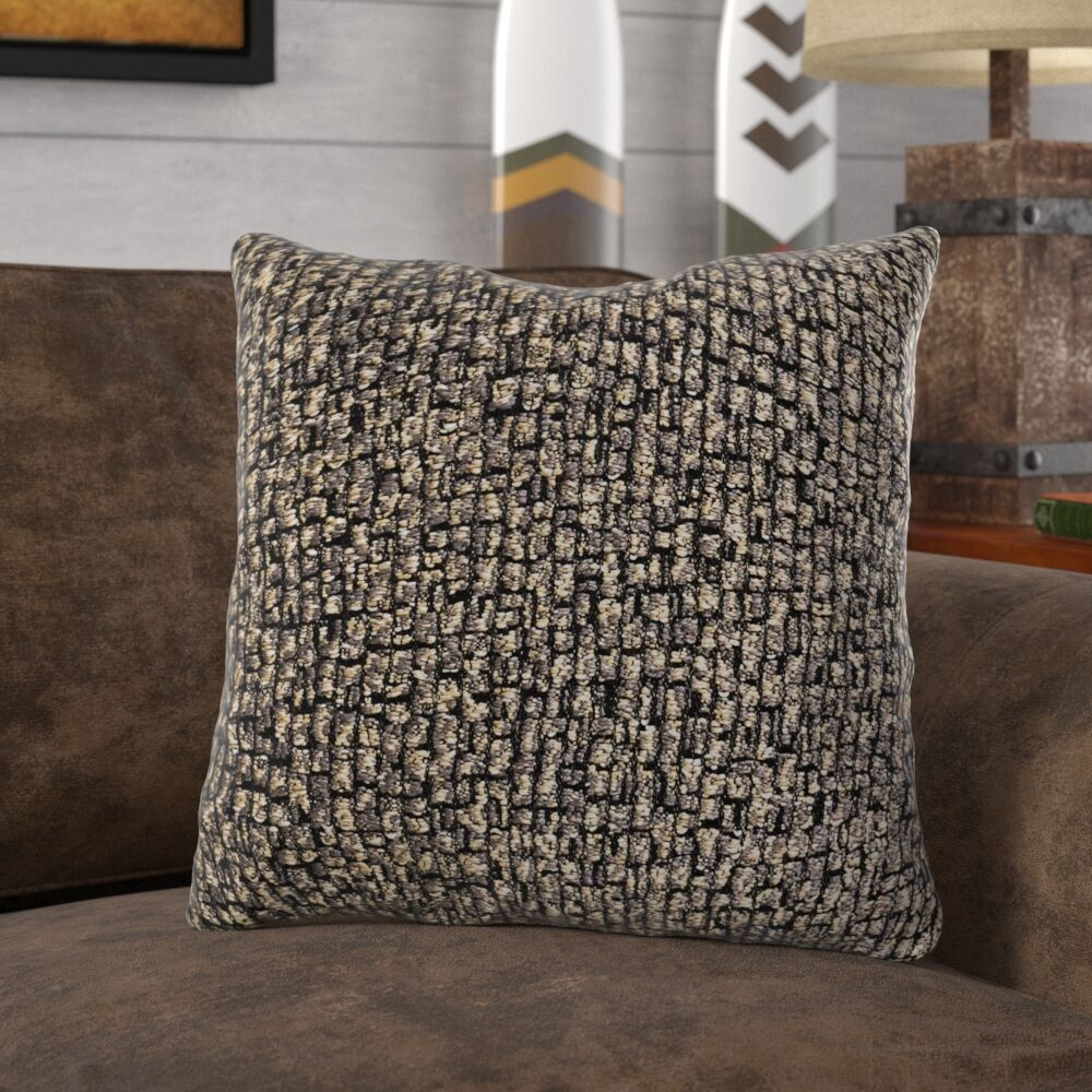 Rossiter Tone Luxury Pillow Size: 26