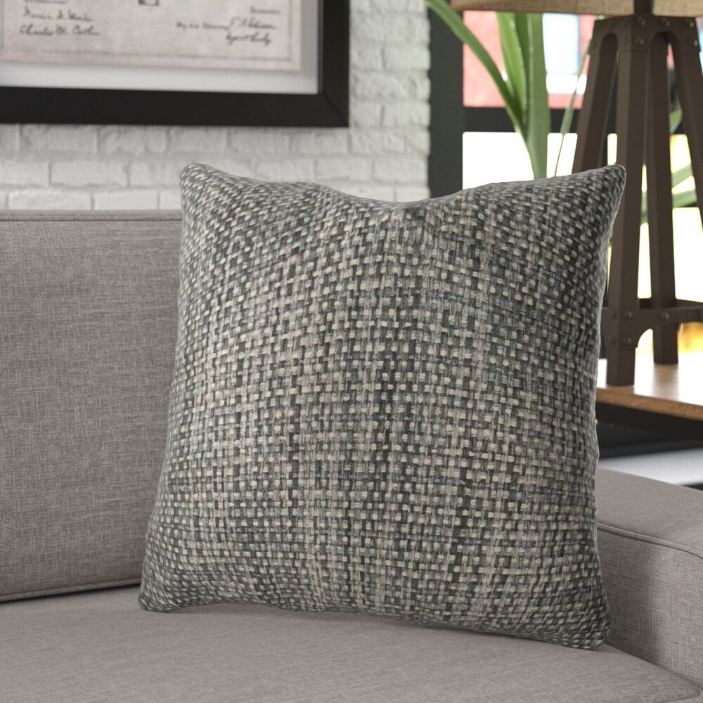 Legler Luxury Throw Pillow Size: 16