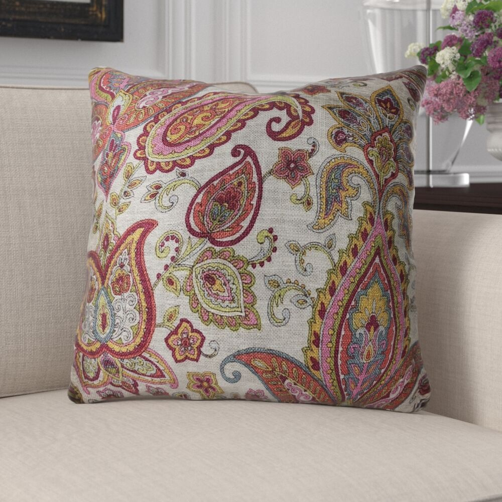 Tullynacross Luxury Pillow Size: 18