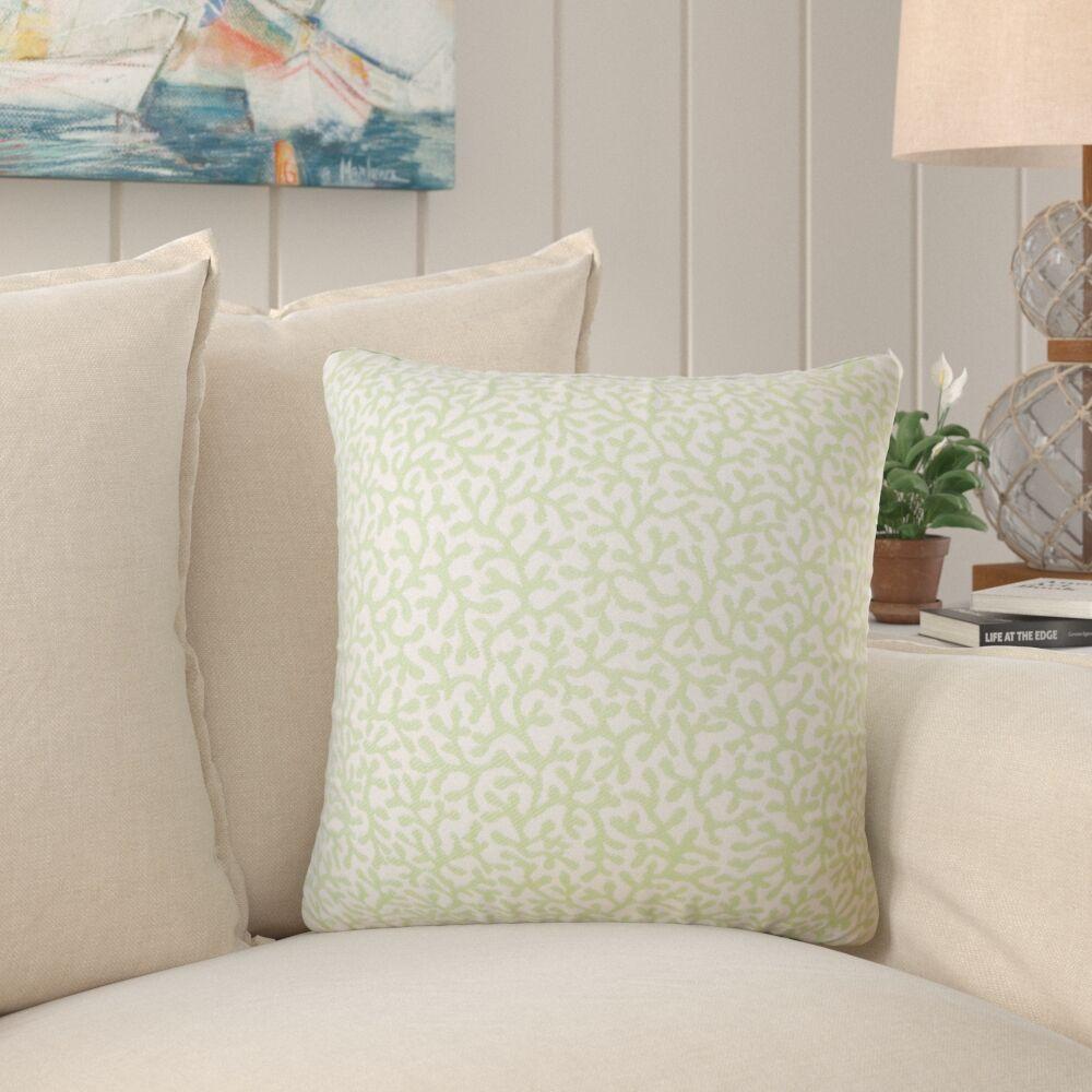 Thomaston Coastal Down Filled Throw Pillow Size: 20